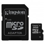 32GB microSDHC Class 10 Flash Card