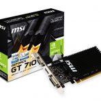 PCI-Express Video Card GT 710 1GD3H LPV1