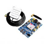 GSM SIM900 SIM900A Module GPRS Shield Compatible with Arduino for GSM Cell Phone Achieve SMS, MMS,GPRS